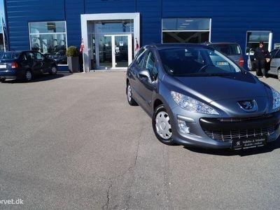 brugt Peugeot 308 1,6 D Envy 1,6 HDi 92HK 4d