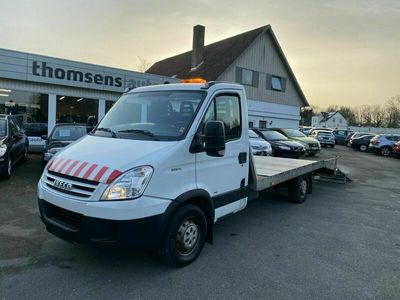 brugt Iveco Daily 3,0 35C18 Autotransporter
