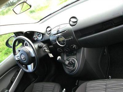 brugt Mazda 2 1.6 90 HK Inclusive