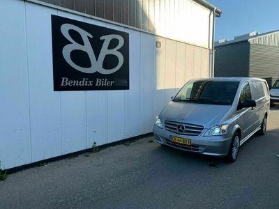 brugt Mercedes Vito 122 3,0 CDi Standard aut. L