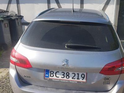 used Peugeot 308 2.0 150 HK Allure