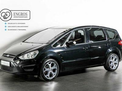 used Ford S-MAX 2,0 TDCi 140 Trend aut. 7prs