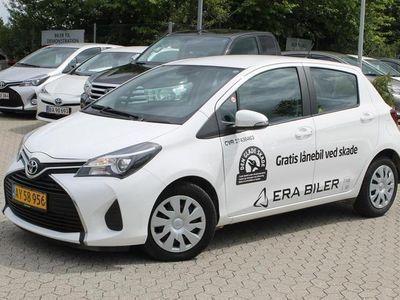brugt Toyota Yaris 1,4 D-4D Van 90HK Van
