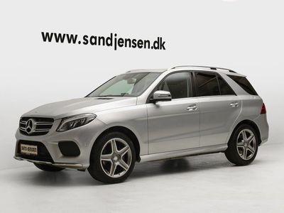 gebraucht Mercedes GLE250 d 2,2 aut. 4-M