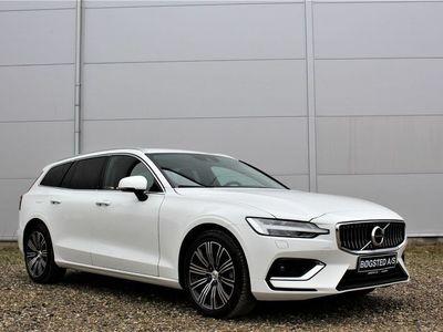 brugt Volvo V60 2,0 D4 190 Inscription aut.