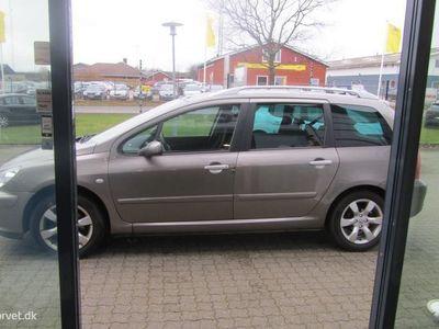 brugt Peugeot 307 SW 2,0 136HK