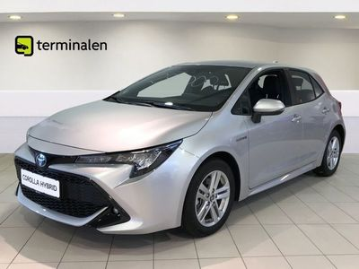 brugt Toyota Corolla 2,0 Hybrid H3 MDS