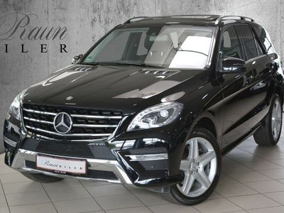 brugt Mercedes ML350 306 hk 4MATIC BlueEFFICIENCY G-TRONIC AMG-Line