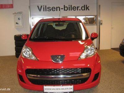 brugt Peugeot 107 1,0 Access 68HK 5d