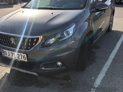 brugt Peugeot 2008 1.6 100 HK Desire Sky
