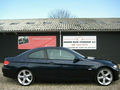 brugt BMW 320 i 2,0 Coupé