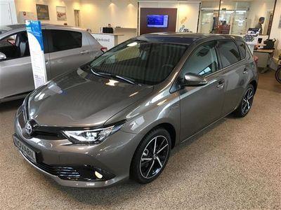 usata Toyota Auris Hybrid 1,8 B/EL Selected 136HK 5d Aut.