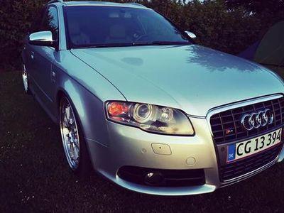 brugt Audi S4 4,2 Stationcar