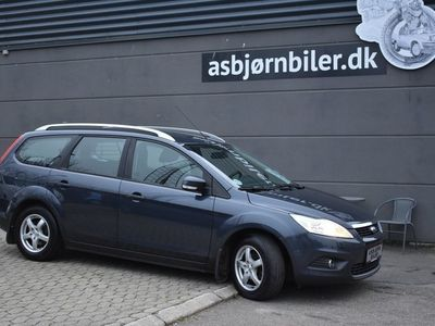 brugt Ford Focus 1,6 TDCi 109 Trend stc.
