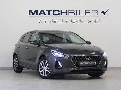 gebraucht Hyundai i30 1,6 CRDi Premium 110HK 5d 6g