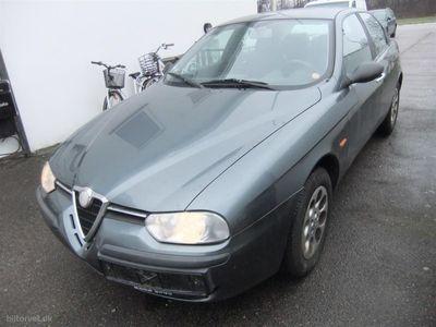 usata Alfa Romeo 156 2,0 T.Spark 16V 155HK