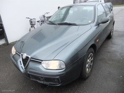 brugt Alfa Romeo 156 2,0 T.Spark 16V 155HK