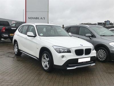 käytetty BMW X1 143HK