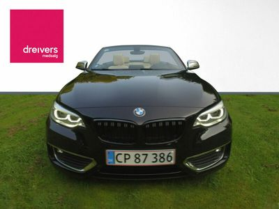 brugt BMW 220 D