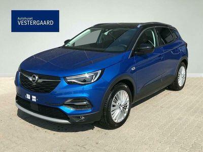 brugt Opel Grandland X 1,6 PHEV Plugin-hybrid Ultimate 225HK 5d 8g Aut.
