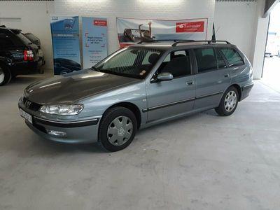 brugt Peugeot 406 1,8 ST stc.