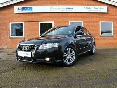 brugt Audi A4 1,6 S-line