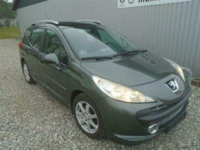brugt Peugeot 207 1,6 HDI FAP Premium 109HK Stc