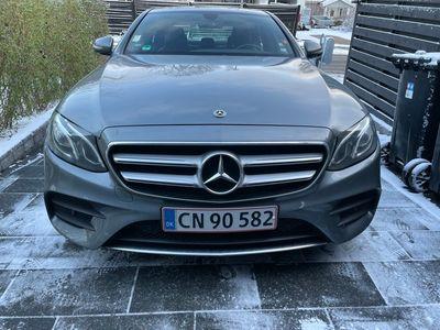 brugt Mercedes E300 2.0 245 HK AMG line