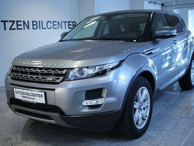 usado Land Rover Range Rover evoque 2,2 SD4 Prestige aut.