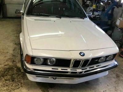 brugt BMW 635 6 serie E24 CSi