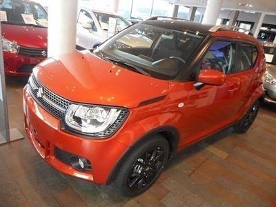 brugt Suzuki Ignis HYBRID Active-AEB