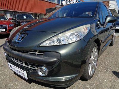 brugt Peugeot 207 1,6 GT