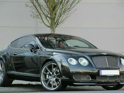 brugt Bentley Continental GT Continental6.0 W12 Twin Turbo - 560 hk GT 6.0 W12 Twin Turbo - 560 hk
