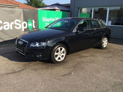 brugt Audi A4 2,0 TFSi 180 Multitr.
