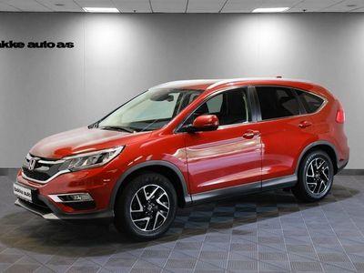 käytetty Honda CR-V 2,0 i-VTEC Elegance