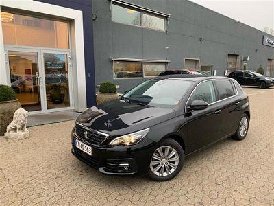 brugt Peugeot 308 1,5 BlueHDi Prestige 130HK 5d 6g