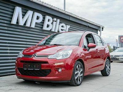 brugt Citroën C3 1,2 PureTech 82 Challenge