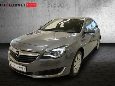 brugt Opel Insignia 1,6 CDTi 136 Edition ST aut.