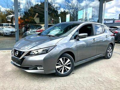 brugt Nissan Leaf Acenta 40kwh 6.6