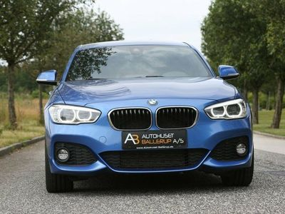 used BMW 120 d 2,0 xDrive aut.
