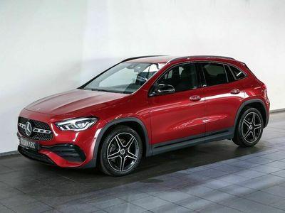 brugt Mercedes GLA220 d 2,0 aut. 4Matic