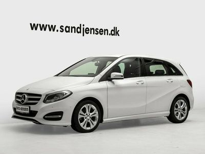 used Mercedes B180 1,5 CDi Business aut.