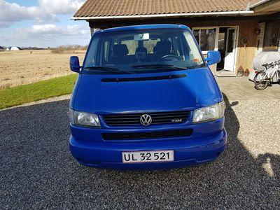 brugt VW Caravelle 2,5 TDI
