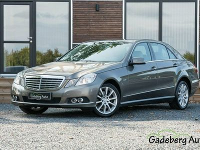 used Mercedes E350 0 CDi Elegance aut. BE