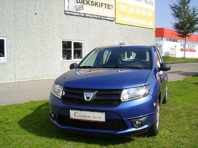 brugt Dacia Sandero 1.5dci Ambiance Van