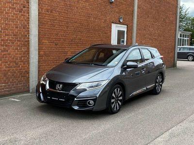 brugt Honda Civic 1,6 i-DTEC Elegance Tourer