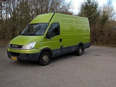 brugt Iveco Daily 3,0 35S 18V (12,0M3) EU4 177HK Van