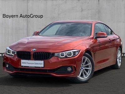 brugt BMW 420 i 2,0 Coupé aut.