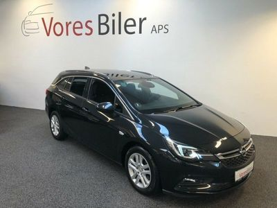 brugt Opel Astra 6 CDTi 136 Dynamic ST aut.