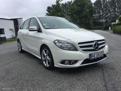 käytetty Mercedes B200 1,8 CDI BlueEfficiency 136HK 6g